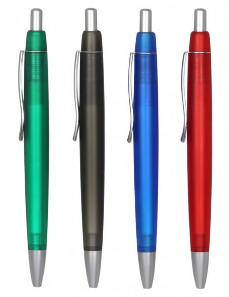 Kugelschreiber WAVE inkl. 1-farbigen Druck