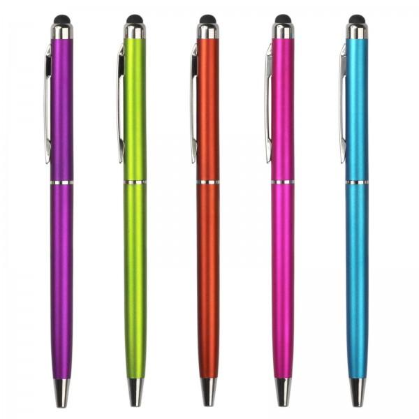 Kugelschreiber & Touchpen FLOO inkl. 1-farbigen Druck