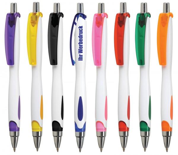 Kugelschreiber VICKY inkl. 1-farbigen Druck