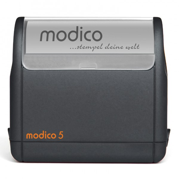 Stempel Modico M5 - 63x24mm
