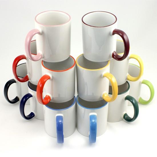 Fototasse - Rim & Handle inkl. Fotodruck